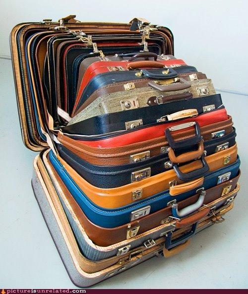 Overkill 9000: Yo Dawg I heard You Like Suitcases