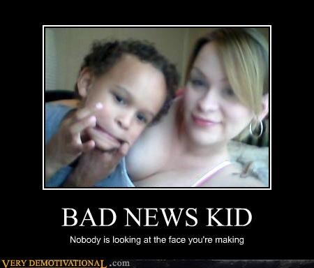 BAD NEWS KID