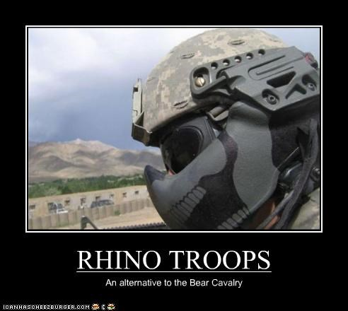 RHINO TROOPS