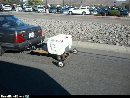 beer,cooler,trailers,who needs a trailer