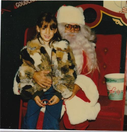 What's Scarier, The Coat Or Santa?