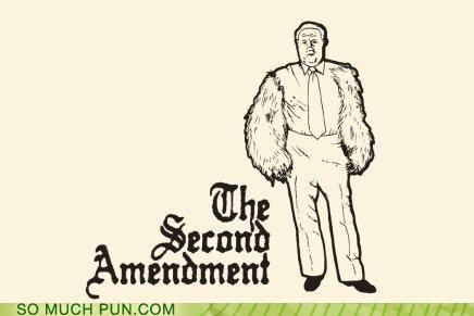 arms,bare,bear,bill of rights,homophone,second amendment,the right to bear arms