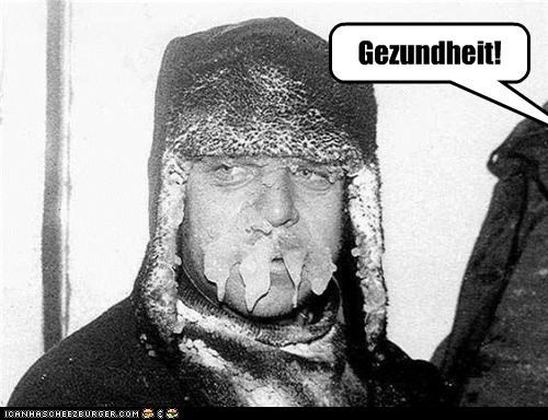 ice,mustache,sneeze,snot