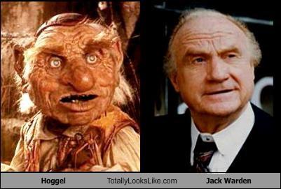 Hoggel Totally Looks Like Jack Warden