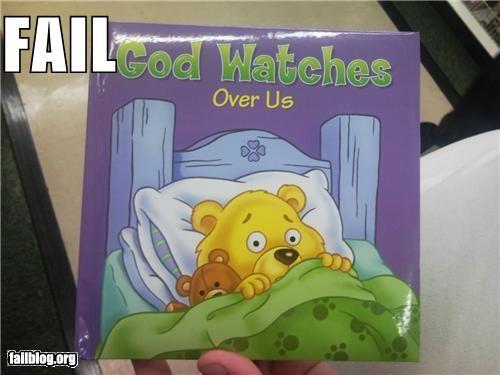 bad idea,book cover,creepy,failboat,for kids,image,religious,title,yikes