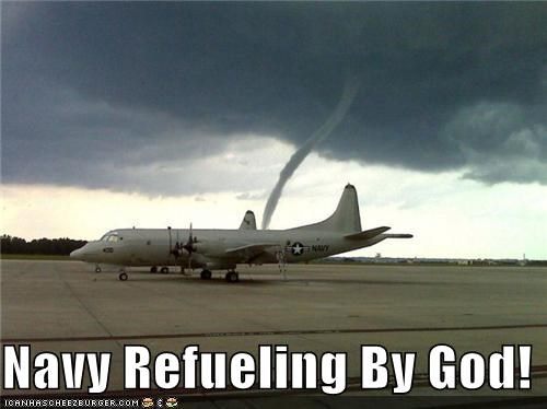 Navy Refueling By God!