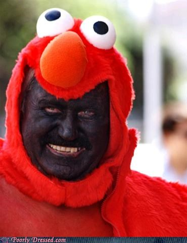 Wait...Does This Make Elmo Racist?
