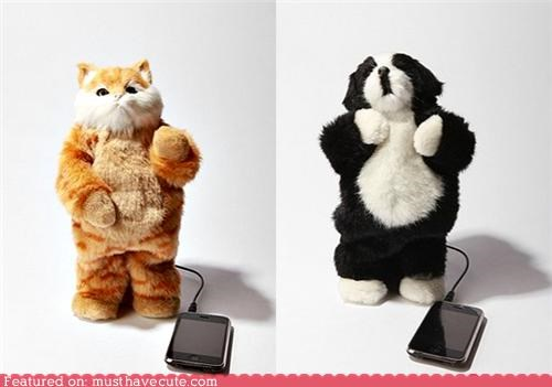 Cute or Creepy?: Dancing Pet Speaker
