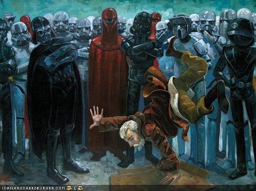 Vader: You Just Got Served