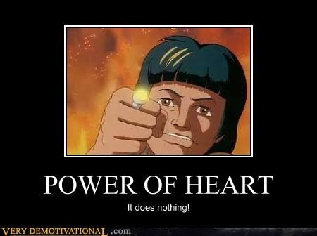 POWER OF HEART, bud