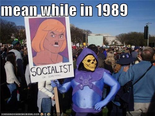mean while in 1989
