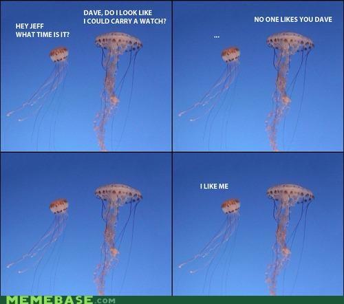 comics,jelly,Memes,no one likes you