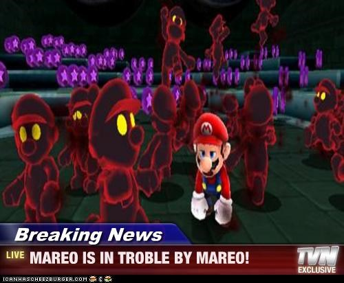 Breaking News - MAREO IS IN TROBLE BY MAREO!