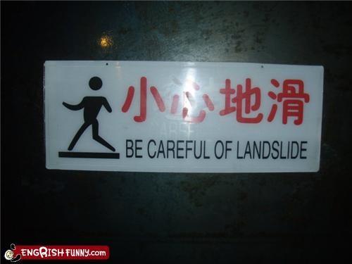 In Case Of Landslide, Skip Merrily