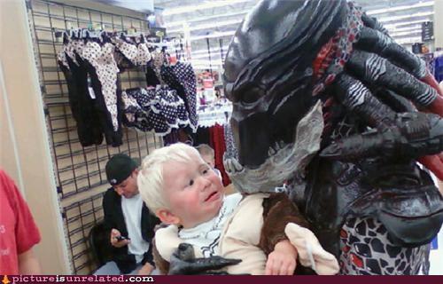 costume,kids,monster,Predator,puns,wtf
