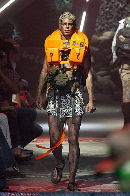 The BP Spill Hits High Fashion