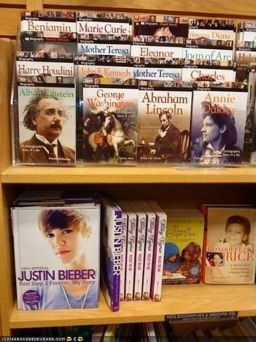 Justin Bieber: He's THAT Important...