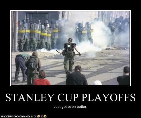 STANLEY CUP PLAYOFFS