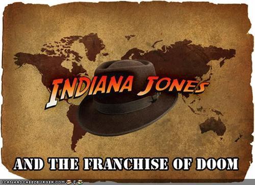 george lucas,Harrison Ford,Indiana Jones