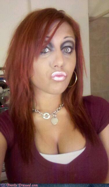 eww,lips,makeup,reality tv,wtf