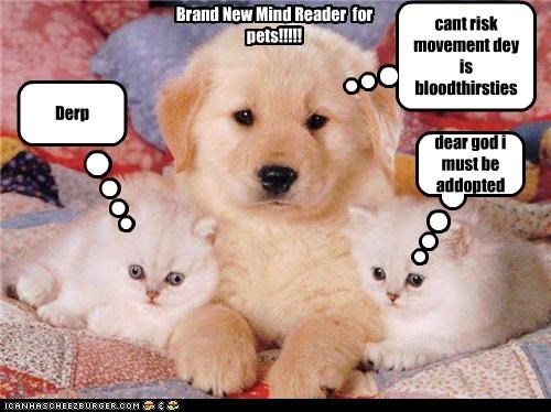 Brand New Mind Reader  for pets!!!!!