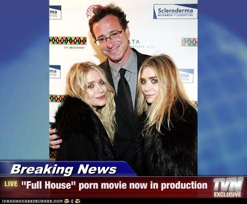 "Breaking News - ""Full House"" Reunion Happening (Never)"