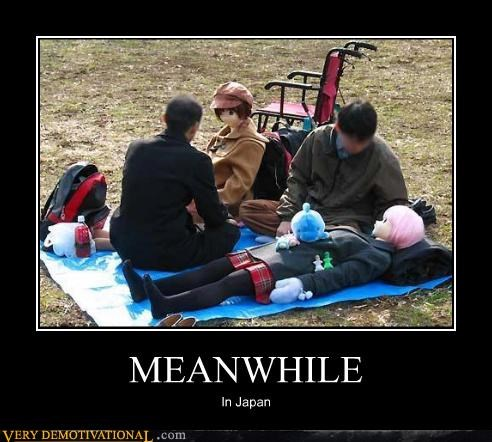 forever alone,Japan,loneliness,sex dolls,wheelchair,wtf