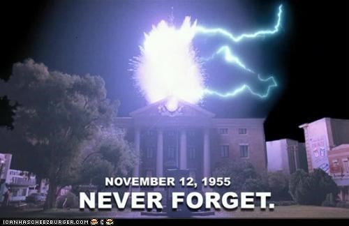 Hill Valley: NEVER FORGET