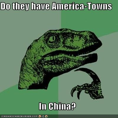 Philosoraptor: China