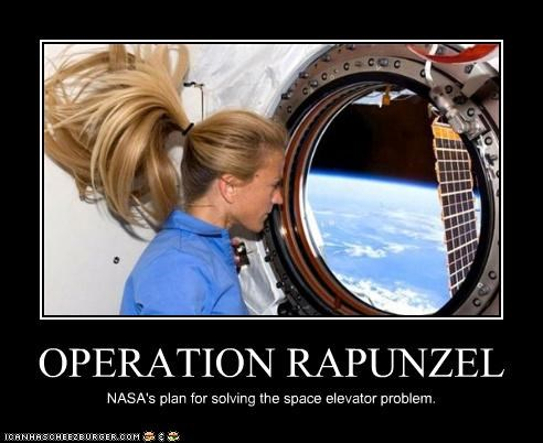 OPERATION RAPUNZEL