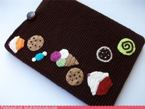 Sweet Craze Laptop Macbook Pro Sleeve