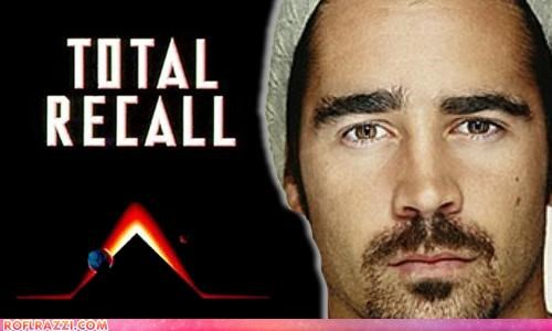 colin farrell,news,remake,total recall,wtf