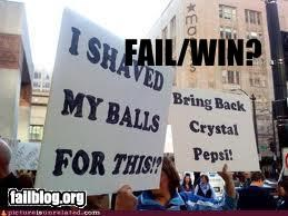 Picket Fail/win?