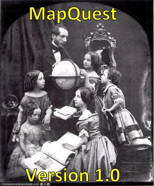 MapQuest  Version 1.0