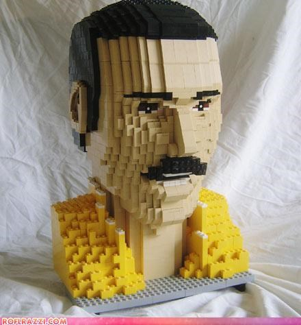 Lego Freddie Mercury: Such The Sexy!