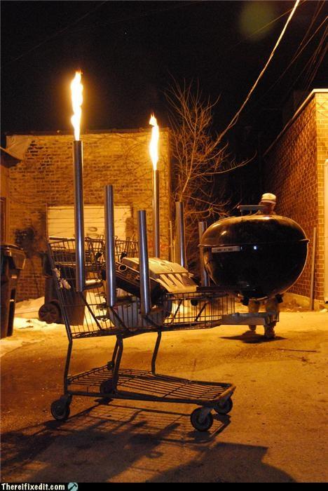 Mad Science Monday: Burning Man Goes Urban