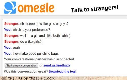 abuse,girls,lesbian,not funny guys,punching bags