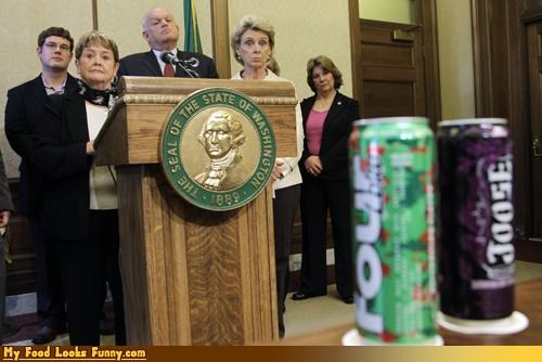 Funny Food Photos - Four Loko Ban