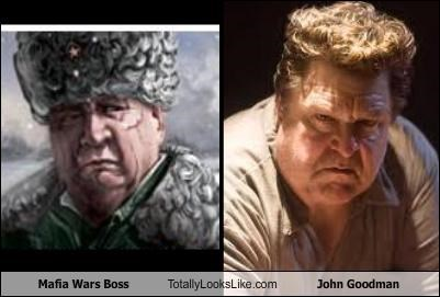 Mafia Wars Boss Totally Looks Like John Goodman