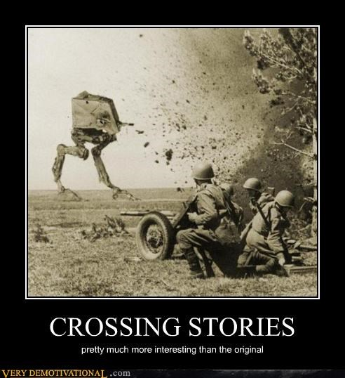 CROSSING STORIES