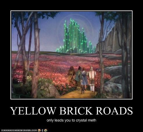 YELLOW BRICK ROADS