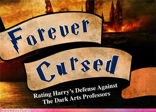 Forever Cursed: The Dark Arts
