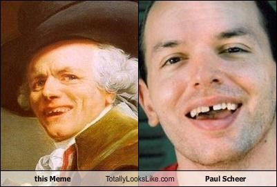 this Meme Totally Looks Like Paul Scheer