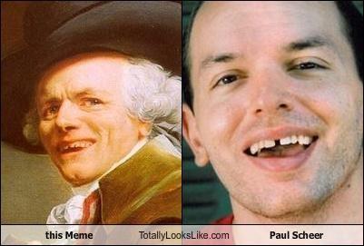 this Meme Totally Looks Like Paul Scheer
