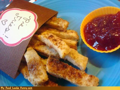 dipping,finger foods,fries,pie,pie fries,Sweet Treats