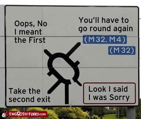 apologetic signs,street sign,wrong way