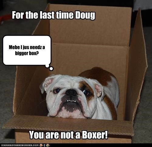 For the last time Doug