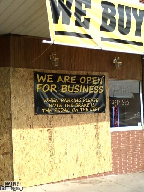 Open For Business WIN