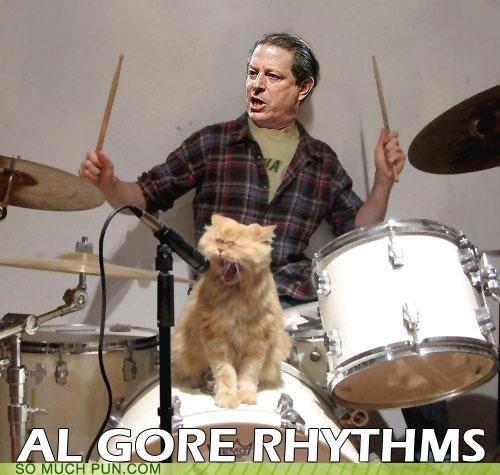 Al Gore,algorithms,an inconvenient truth,band,homophones,inconvenient,math rock,rhythms,truth,vice president