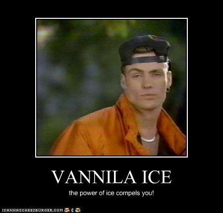 VANNILA ICE